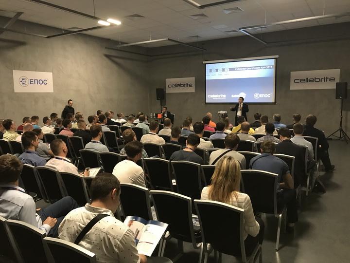 Cellebrite User Forum Kyiv 2017