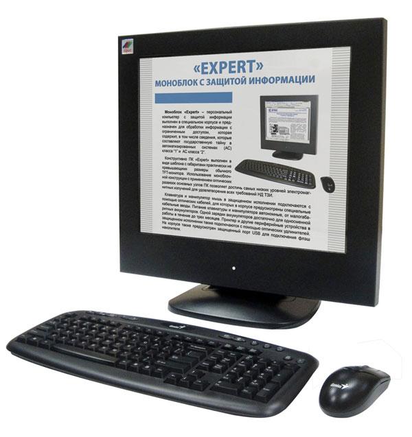 Защищенный компьютер EPOS Expert